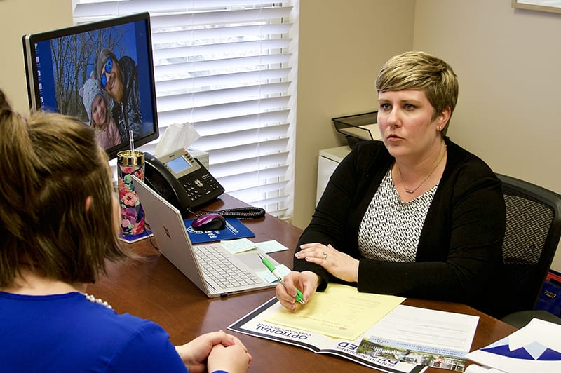 jenna isch is an expert with answering your insurance questions in lafayette indiana